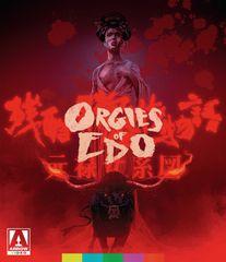 Orgies Of Edo Blu-Ray