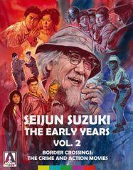 Seijun Suzuki: The Early Years Volume 2 (Limited Edition) Blu-Ray/DVD