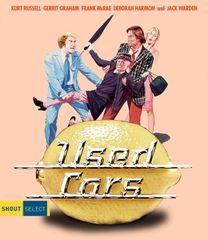 Used Cars Blu-Ray