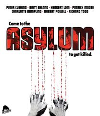 Asylum Blu-Ray