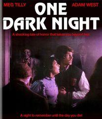 One Dark Night Blu-Ray