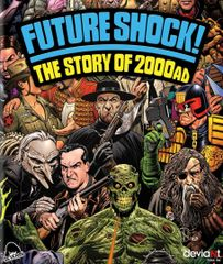 Future Shock: The Story Of 2000AD Blu-Ray