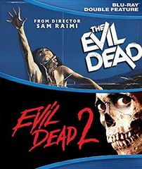 Evil Dead / Evil Dead 2 Blu-Ray