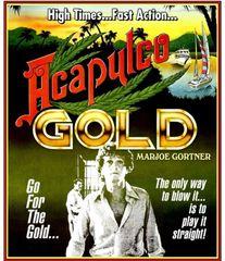 Acapulco Gold Blu-Ray