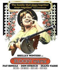 Bloody Mama Blu-Ray