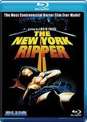 New York Ripper Blu-Ray