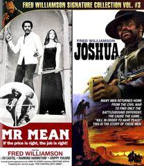 Mr Mean / Joshua Blu-Ray