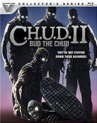 CHUD II: Bud The CHUD Blu-Ray