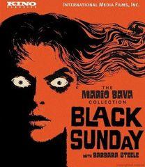 Black Sunday Blu-Ray