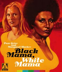 Black Mama White Mama Blu-Ray/DVD