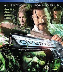 Overtime Blu-Ray/DVD