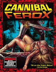 Cannibal Ferox Blu-Ray/CD