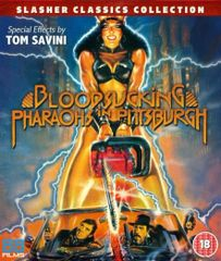 Bloodsucking Pharoahs In Pittsburgh Blu-Ray (Region Free)