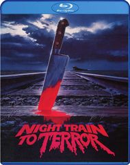 Night Train To Terror Blu-Ray/DVD