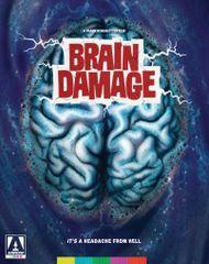 Brain Damage (Limited Edition) Blu-Ray/DVD