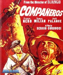 Companeros Blu-Ray