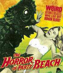Horror Of Party Beach Blu-Ray