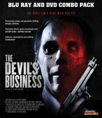 Devil's Business Blu-Ray/DVD