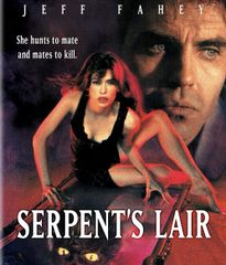 Serpent's Lair Blu-Ray