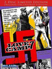 Love Camp 7 Blu-Ray/DVD