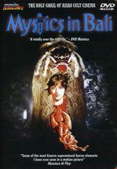 Mystics In Bali DVD