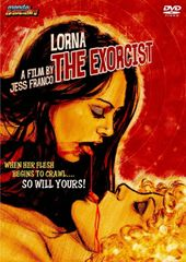 Lorna The Exorcist DVD
