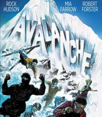Avalanche Blu-Ray