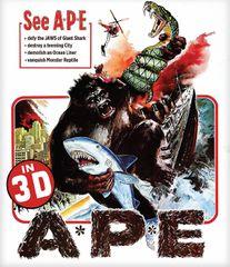 APE 3D/2D Blu-Ray