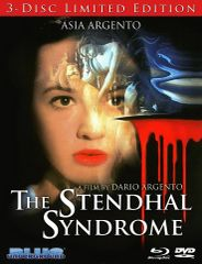 Stendhal Syndrome (3-Disc Limited Edition) Blu-Ray/DVD