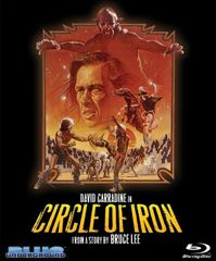Circle Of Iron Blu-Ray