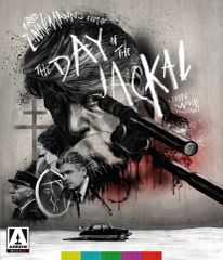 Day Of The Jackal Blu-Ray
