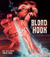 Blood Hook Blu-Ray/DVD
