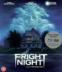 Fright Night Blu-Ray/DVD (Region Free)