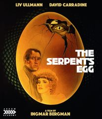 Serpent's Egg Blu-Ray
