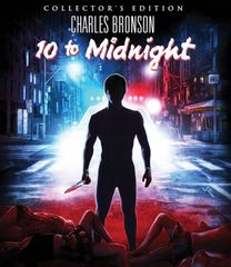 10 To Midnight (Collector's Edition) Blu-Ray