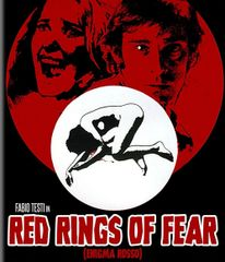 Red Rings Of Fear Blu-Ray