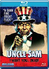 Uncle Sam Blu-Ray