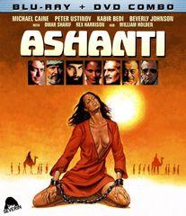 Ashanti Blu-Ray/DVD