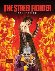 Street Fighter Collection Blu-Ray