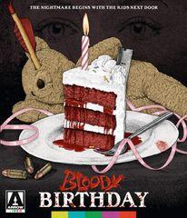 Bloody Birthday (Arrow) Blu-Ray
