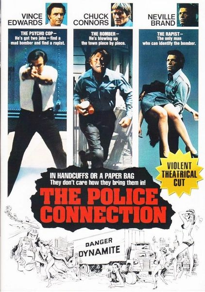 Police Connection DVD | Grindhouse Video