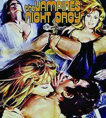 Vampires Night Orgy Blu-Ray