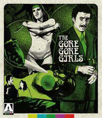 Gore Gore Girls Blu-Ray