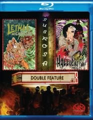 Lethal Nightmares / Hallucinations Blu-Ray