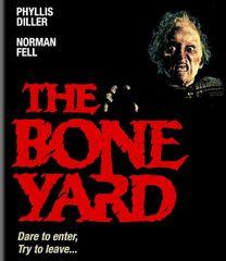 Boneyard Blu-Ray