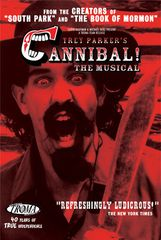 Cannibal The Musical DVD