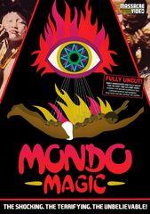 Mondo Magic DVD