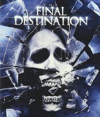 Final Destination, The Blu-Ray