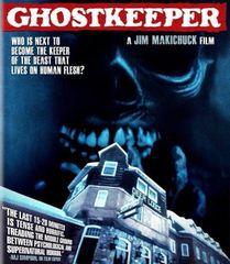 Ghostkeeper Blu-Ray