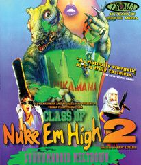 Class Of Nuke Em High 2 Blu-Ray